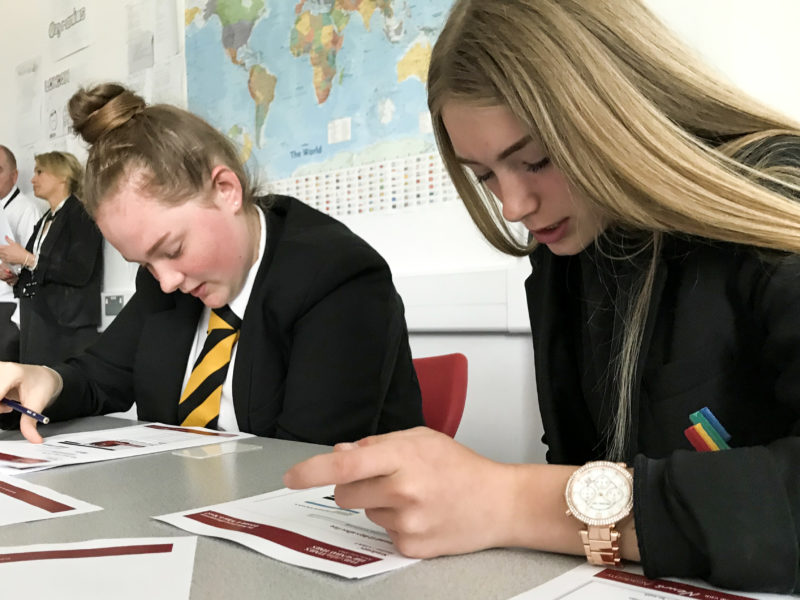The Chance to Teach British Overseas