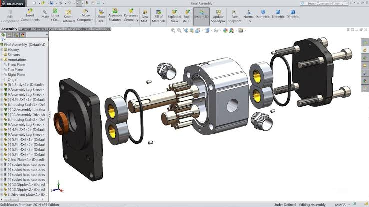 CAD- How it Revolutionized The Engineering World