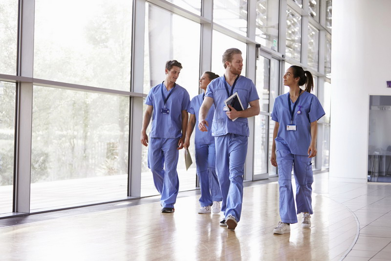 Scrubs for Teachers: An Idea Gaining Momentum